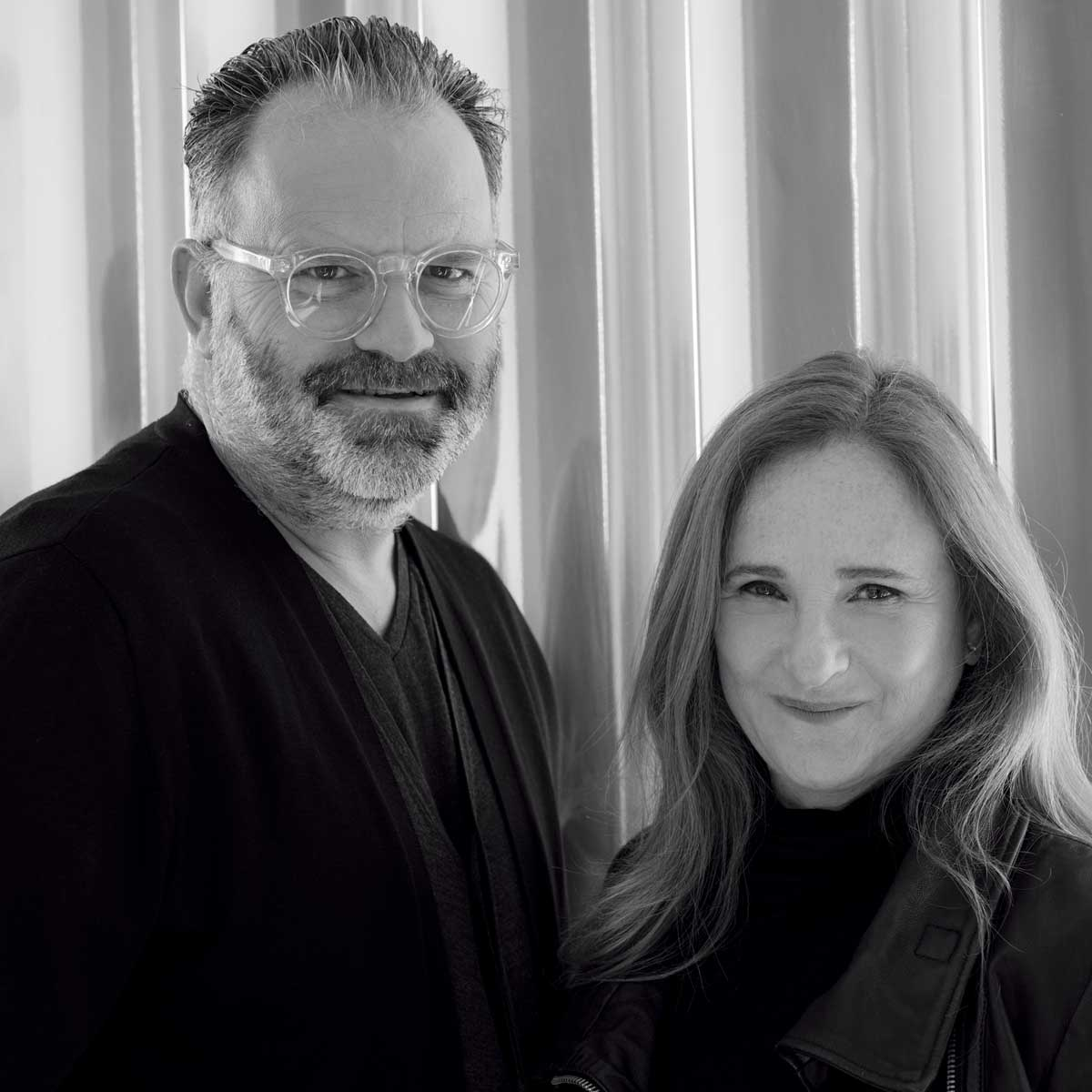 Irene Kronenberg + Alon Baranowitz